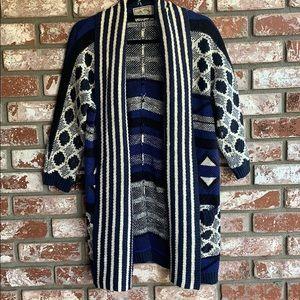 Lucky Brand Sweaters - Lucky Brand blue cardigan sweater
